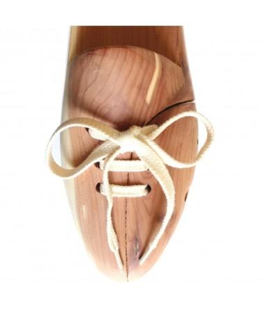 Lacci per scarpe sportive, colore naturale | Prestige Shoe Laces
