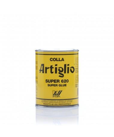 Colla mastice Artiglio super 620 per incollare pelle, cuoio e gomma 1000 ml