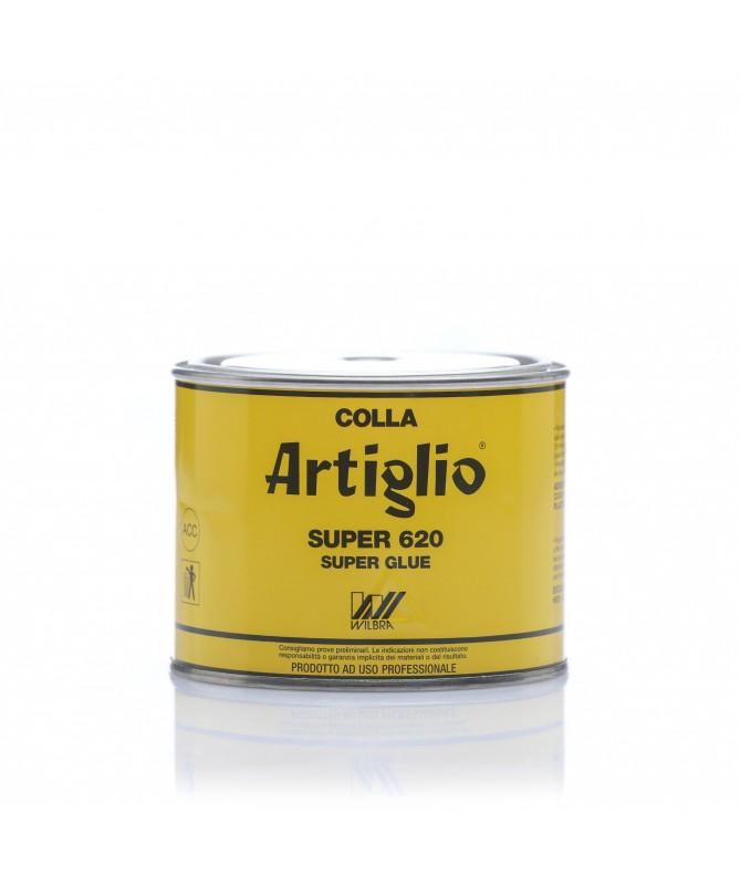 Colla mastice Artiglio super 620 per incollare pelle, cuoio e gomma 500 ml
