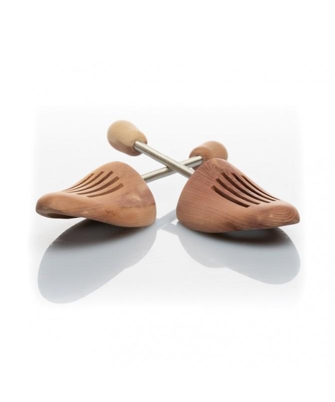 Tendiscarpe in legno di cedro con molla (scarpe sempre in forma)  |Prestige Cedar Shoe Trees