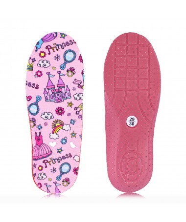Soletta da scarpe bambino anatomica anti-shock  | Sottopiede Prestige Kids
