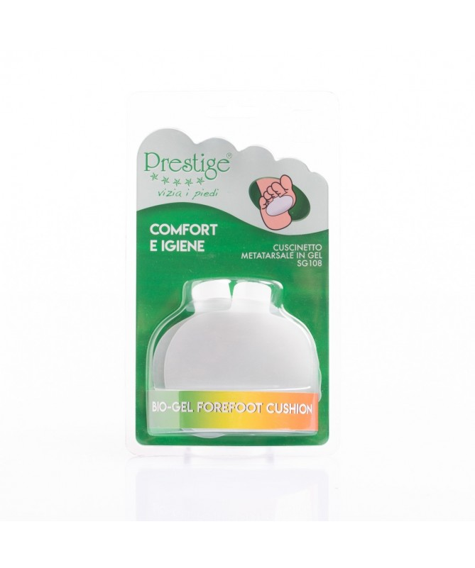 Cuscinetto metatarsale in Bio-Gel, per prevenire i duroni | Prestige Metatarsal Cushion