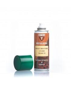 Smacchiatore forte per pelle e tessuto, ideale per divani e giubbotti | Avel Hussard