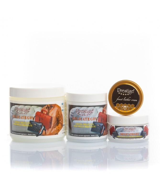 Crema delicata detergente e nutriente per pelli lisce e pregiate | Prestige Delicate Gel