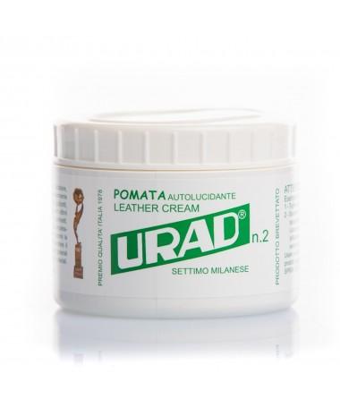 Crema autolucidante per scarpe e oggetti in pelle - Crema URAD