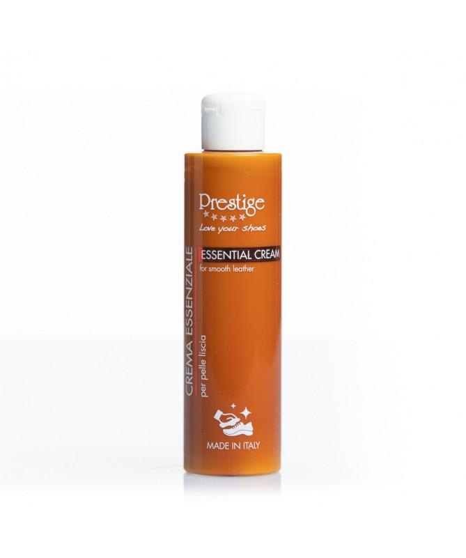 Crema Essenziale Neutra per Rinnovare Scarpe e Accessori in Pelle Liscia | Prestige Essential Cream