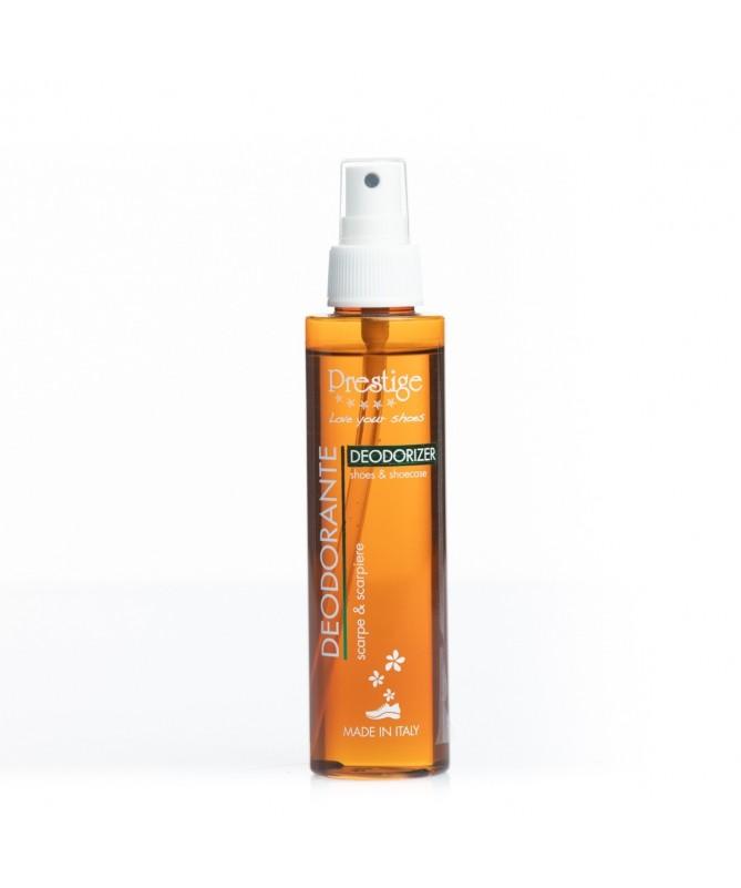 Deodorante spray No Gas per scarpe, elimina il cattivo odore | Prestige Deodorizer